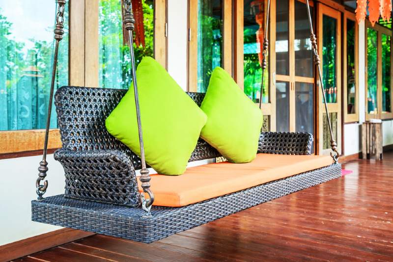 How Much Do Porch Swings Cost
